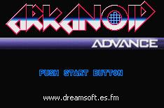 Thumbnail 1 for Arkanoid Advance v2.50